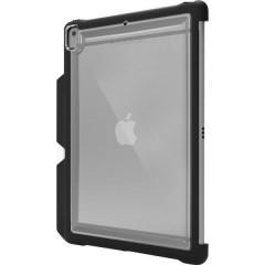 STM Goods Dux Plus DUO OutdoorCase Adatto per modelli Apple: iPad 10.2 (2020), iPad 10.2 (2019) Nero (trasparente)