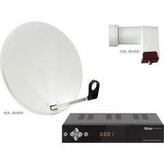 AllVision SAH 1000/60 HD Sistema SAT con ricevitore Numero utenti: 1 60 cm