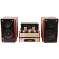 Madison MAD-TA20BT Sistema stereo Bluetooth, CD, FM, USB, 2 x 40 W