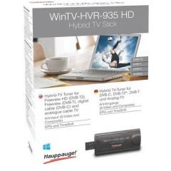 Hauppauge WinTV-HVR-935HD Chiavetta TV Funzione di registrazione, con antenna DVB-T, con telecomando Numero di