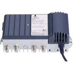 Triax GHV 530 Amplificatore per TV via cavo 4 vie 30 dB