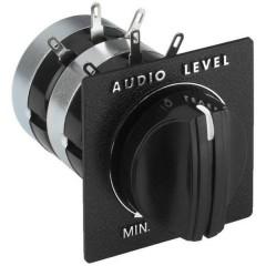 Monacor LP-200-8 Stereo Controllo del volume da incasso 15 W
