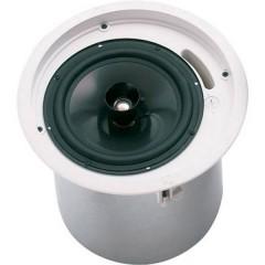 Electro Voice EVID C8.2D Altoparlante da soffitto PA 30 W 100 V Bianco 1 pz.
