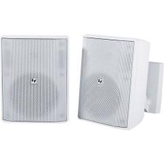 Electro Voice EVID-S5.2TW Altoparlante da parete PA Bianco 1 Paio/a
