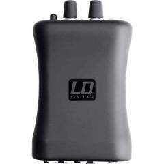 LD Systems LDHPA1 Amplificatore per cuffie Nero