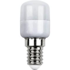 Lampadina per frigorifero Classe energetica: A++ (A++ - E) 230 V E14 2 W Bianco caldo Forma speciale 1 pz.