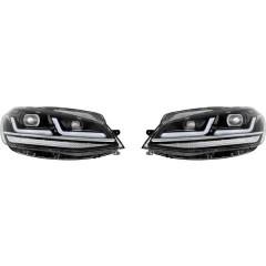 LEDriving® Black Edition Faro anteriore, Faretto abbagliante, Luce di marcia diurna