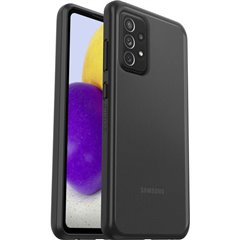 React Custodia Samsung Nero (trasparente)