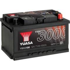 Batteria per auto SMF 71 Ah T1 Applicazione Celle 0