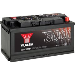 Batteria per auto SMF 95 Ah T1 Applicazione Celle 0