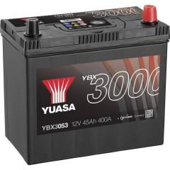 Batteria per auto SMF 45 Ah T1/T3 Applicazione Celle 0