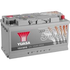 Batteria per auto 12 V 100 Ah T1 Applicazione Celle 0