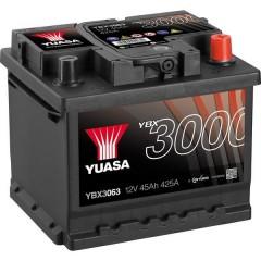 Batteria per auto SMF 45 Ah T1 Applicazione Celle 0