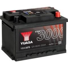 Batteria per auto SMF 60 Ah T1 Applicazione Celle 0