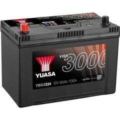 Batteria per auto SMF 90 Ah T1 Applicazione Celle 1
