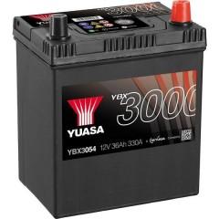 Batteria per auto SMF 36 Ah T1/T3 Applicazione Celle 0