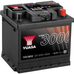 Batteria per auto SMF 50 Ah T1 Applicazione Celle 0
