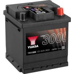 Batteria per auto SMF 40 Ah T1 Applicazione Celle 0