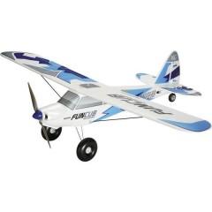 RR FunCub NG blau Bianco, Blu Aeromodello a motore RR 1410 mm