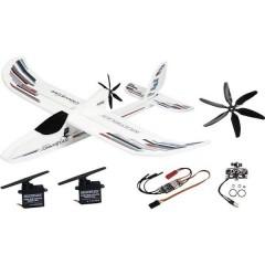 BK+ FunnyStar Bianco Aeromodello per principianti In kit da costruire 850 mm