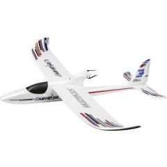 BK Easy Star 3 Bianco Aeromodello per principianti In kit da costruire 1366 mm