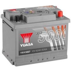 Batteria per auto SMF 12 V 62 Ah T1 Applicazione Celle 0