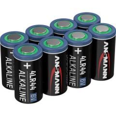 4LR44 Batteria speciale 476 A Alcalina/manganese 6 V 8 pz.