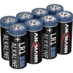 LR1 Batteria speciale Alcalina/manganese 1.5 V 8 pz.