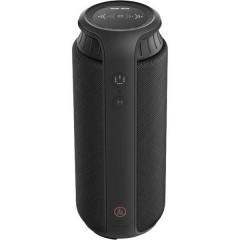 Pipe 2.0 Altoparlante Bluetooth Funzione vivavoce, Protetto dagli spruzzi dacqua Nero