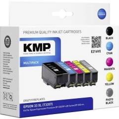 Cartucce combo pack Compatibile sostituisce Epson Epson 33XL Imballo multiplo Nero, Foto nero, Ciano, Magenta,