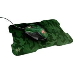 GXT781 RIXA CAMO Cablato Mouse Illuminato Mimetico