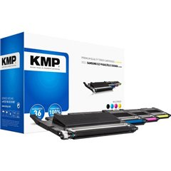 Toner Conf. Combi sostituisce Samsung C404, CLT-P404C, CLT-C404S, CLT-K404S, CLT-M404S, CLT-Y404S Compatibile Nero,