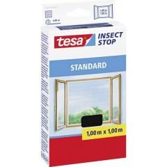 Insect Stop Standard Zanzariera (L x L) 1000 mm x 1000 mm Antracite 1 pz.
