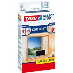 Insect Stop Comfort Zanzariera (L x L) 1700 mm x 1800 mm Antracite 1 pz.