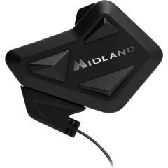 Midland BT Mini Single Interfono per moto Adatto per tutti i tipi di caschi