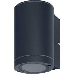 LEDVANCE Endurac Classic Beam Up Lampada da parete per esterno E27 Grigio scuro