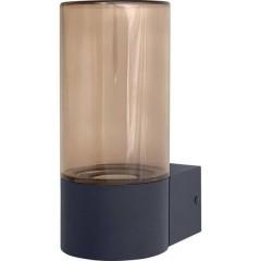 LEDVANCE Endurac Classic Pipe Lampada da parete per esterno E27 Grigio scuro