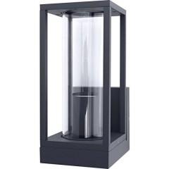 LEDVANCE Endurac Classic Frame Lampada da parete per esterno E27 Grigio scuro
