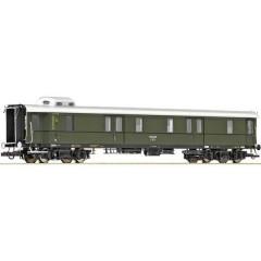 Roco H0 vagone bagagli a treno rapido della DRB