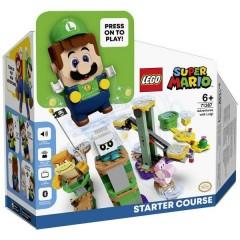 LEGO Super Mario LEGO® Super Mario™ Avventura con starter kit di Luigi