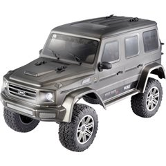 Reely FreeMen 2.0 Brushed 1:10 Automodello Elettrica Crawler 4WD 100% RtR 2,4 GHz incl. Batteria, caricatore e batterie