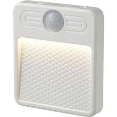 Sygonix Luce notturna LED LED (monocolore) Bianco caldo Bianco