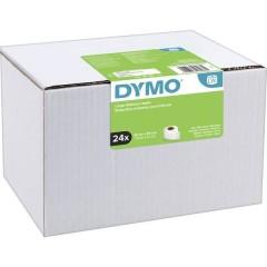DYMO Rotolo di etichette 89 x 36 mm Carta Bianco 6240 pz. Permanente Etichetta per indirizzo