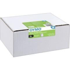 DYMO Rotolo di etichette 101 x 54 mm Carta Bianco 1320 pz. Permanente Etichetta per spedizioni