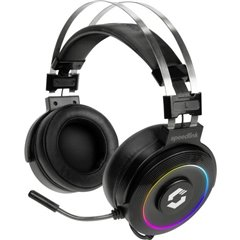 SpeedLink ORIOS RGB 7.1 Cuffia Headset per Gaming USB Filo Cuffia Over Ear Nero