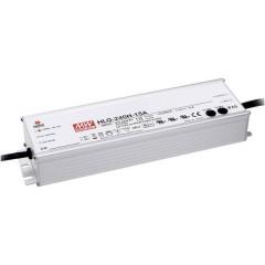 Mean Well Driver per LED, Trasformatore per LED Tensione costante, Corrente costante 240 W 8 A 30 V/DC
