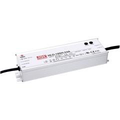 Mean Well Driver per LED, Trasformatore per LED Tensione costante, Corrente costante 187 W 3.9 A 48 V/DC