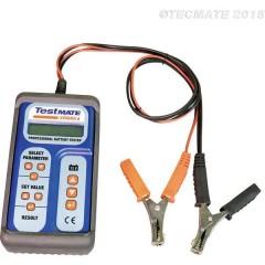 Optimate TESTMATE AUTO Tester batteria per auto 12 V Test della batteria 30 cm x 20 cm x 8.5 cm