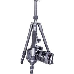 Vanguard Treppiede Altezza operativa=1010 - 1310 cm Grigio, Nero
