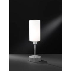 ACTION Loft Lampada da tavolo LED (monocolore) E14 60 W Nickel (raso)